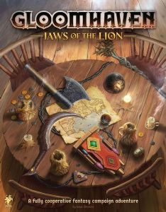Gloomhaven: Jaws of the Lion (Bashed Box)